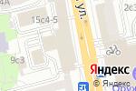 Схема проезда до компании Yula в Москве