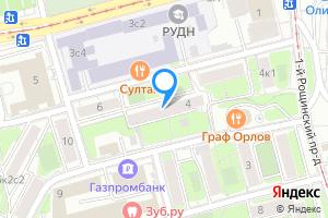 Комната в трехкомнатной квартире в Москве 2-й Верхний Михайловский пр., 4