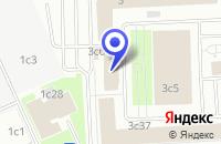 Схема проезда до компании ПТФ ГЛЕБ-1 в Москве