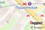 Схема проезда до компании Департамент торговли и услуг г. Москвы в Москве