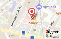 Схема проезда до компании Московский Инженерно-Информационный Центр в Москве