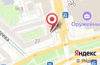 Схема проезда до компании Люксстрой в Москве