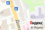 Схема проезда до компании Русский дом недвижимости в Москве