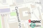 Схема проезда до компании Инфо-40 в Москве