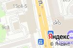 Схема проезда до компании SEO4BIZ в Москве