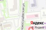 Схема проезда до компании Авангард юридическая компания в Москве
