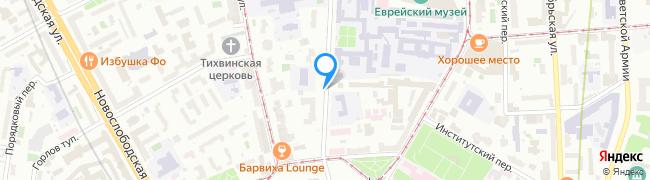 Новосущёвская улица