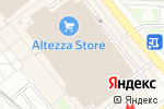 Схема проезда до компании Орматек в Москве