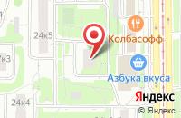 Схема проезда до компании Редакция Газеты «Завтра Столицы» в Москве