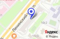Схема проезда до компании ПКФ МОЛ-М в Москве