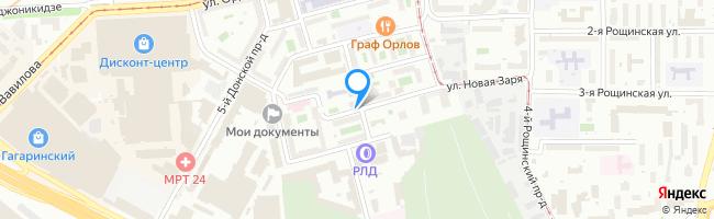 проезд Верхний Михайловский 4-й