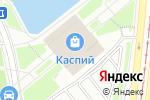 Схема проезда до компании Магазин одежды и нижнего белья в Москве