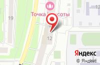 Схема проезда до компании Нори в Москве