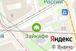 Схема проезда до компании Ол! Гуд в Москве