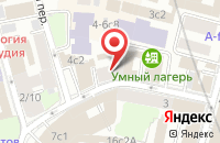 Схема проезда до компании Мвд-Ипотека в Москве