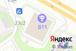 Схема проезда до компании Андреевский в Москве
