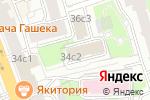 Схема проезда до компании СМОКВА в Москве