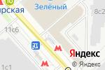 Схема проезда до компании Simpla в Москве