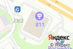 Схема проезда до компании DUPEN в Москве