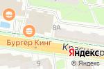 Схема проезда до компании Август в Туле