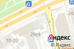 Схема проезда до компании Молодежь театров в Москве