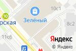 Схема проезда до компании АВТОДОР в Москве
