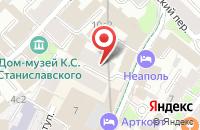 Схема проезда до компании Брильянт Джаз Клуб в Москве
