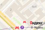 Схема проезда до компании Alter Via Tour в Москве