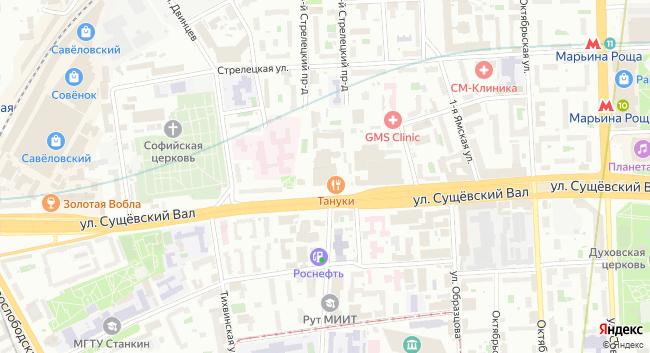 Торгово-офисный центр «Торгово-офисный комплекс на Сущевском валу» - превью 2