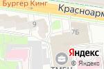 Схема проезда до компании Банкомат, НБ Траст, ПАО в Туле