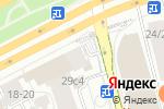 Схема проезда до компании Магазин бытовой химии и хозтоваров в Москве