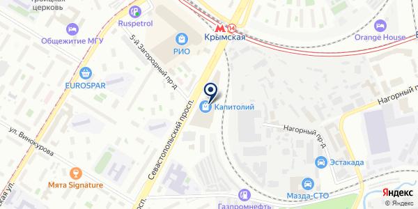 Мастерская по ремонту часов на карте Москве