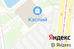 Схема проезда до компании Народная скупка в Москве