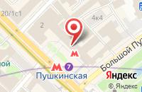 Схема проезда до компании Капитал - Мониторинг в Москве