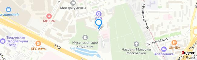 проезд Рощинский 2-й