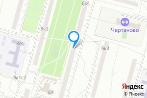 Комната в Москве Сумская ул., 6к4