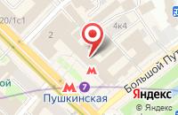 Схема проезда до компании Бюро судебных экспертиз в Москве
