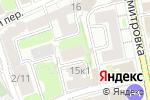 Схема проезда до компании СтиМ в Москве