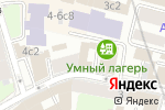 Схема проезда до компании Литфонд в Москве