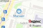 Схема проезда до компании Магазин обоев в Москве