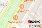 Схема проезда до компании Каста Дива в Москве
