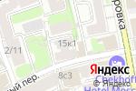 Схема проезда до компании Нотариус Шайкевич М.Л. в Москве