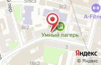 Схема проезда до компании Металинк в Москве