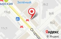 Схема проезда до компании Группа Компаний «Итб» в Москве