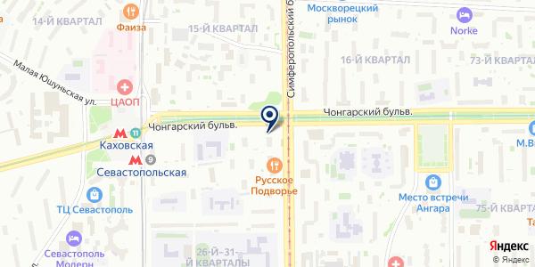 OZON.ru на карте Москве