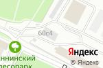 Схема проезда до компании Фонд социального страхования в Москве
