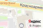 Схема проезда до компании АвтоБуксир 71 в Туле