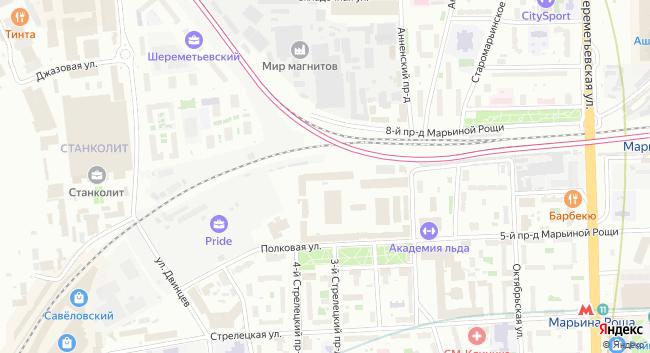 Бизнес-центр «Шереметьевский» - превью 2