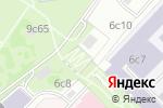 Схема проезда до компании YouDance в Москве