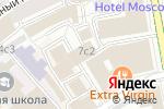 Схема проезда до компании Скрин маркет системз в Москве